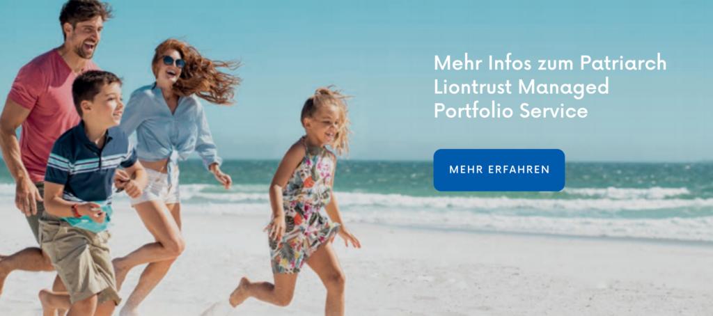 Patrairch Liontrust Managed Portfolio Service