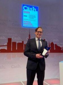 Financial Advisor Award